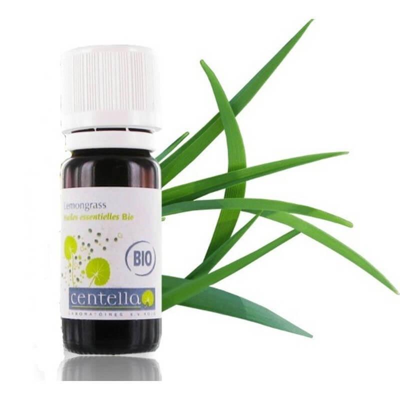 HUILE essentielle de lemongrass Bio