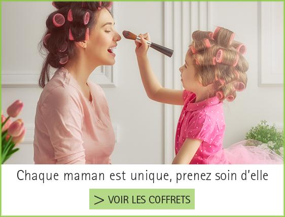 Coffrets cosmétiques Bio Fête des mères centella