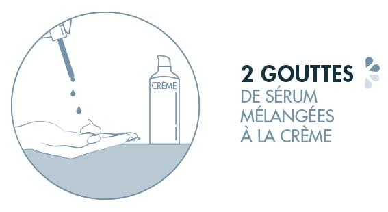 Sérum Visage Bio Régénération Quotidienne Centella Booster de crème